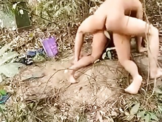 Indian alfresco sex