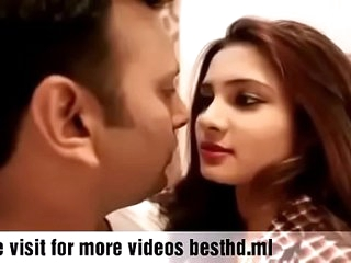 Hot Indian girl kissing his fixture and fuck hardcone